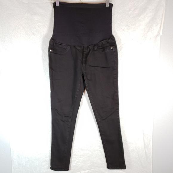 BELLA ViDA Denim - BELLA ViDA Over Belly Maternity Skinny Jeans